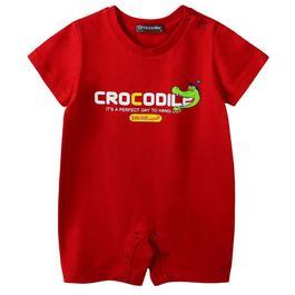 『小鱷魚童裝』Q版鱷魚連身裝