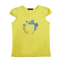 『小鱷魚童裝』可愛印圖貼鑽T恤