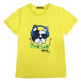 『小鱷魚童裝』Q版法鬥多彩T恤