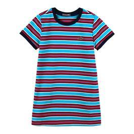 『小鱷魚童裝』條紋洋裝