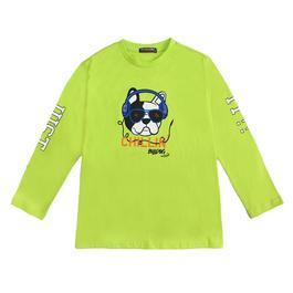 『小鱷魚童裝』Q版法鬥印圖T恤